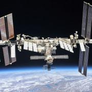 ISS desde una Soyuz